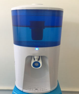 8.5L Mini Water Cooler Dispenser  new ABS Material With Chiller Function with good sales on Amazon